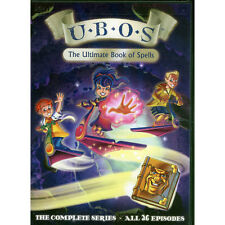 U.B.O.S. The Ultimate Book of Spells the Complete Series (All 26 Episodes)