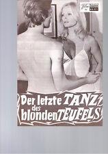 NFP Nr.6581 Der letzte Tanz des blonden Teufels