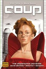 The Resistance COUP Game Indie Boards & Cards
