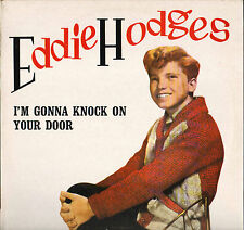 """EDDIE HODGES  """"I'M GONNA KNOCK ON YOUR DOOR"""" POP ROCK AND ROLL LP"""