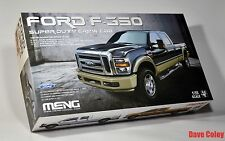 New Meng Model 1:35th scale Ford F-350 Super Duty Crew Cab Model kit