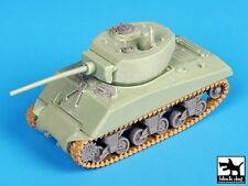 "Black Dog 1/72 M4A3E2 Sherman ""Jumbo"" Conversion Set (for Dragon kit) T72040"