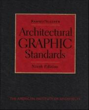 Architectural Graphic Standards, 9th Edition by Sleeper, Harold Reeve, Ramsey, C