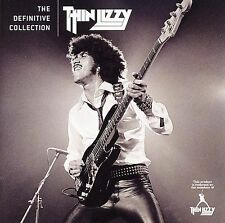 THIN LIZZY The Definitive Collection CD