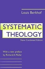Systematic Theology by Louis Berkhof (1996, Hardcover)