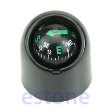 Car Auto Truck Boat Adhensive Sticker Mini Portable Self-adhesive Compass Ball