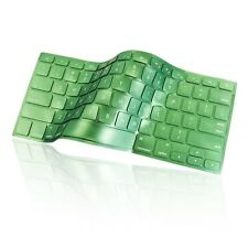 "Shimmering GREEN Keyboard Cover Skin for Apple Macbook Pro 13"" A1278"