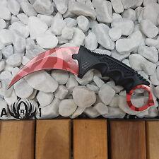 Counter Karambit SLAUGHTER GO Skin Real Knife CS Strike Messer NEU