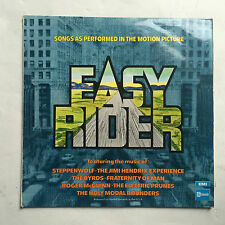 EASY RIDER - VARIOUS * LP VINYL * FREE P&P UK * STATESIDE SSL 5018 * SOUNDTRACK