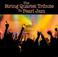 Various Artists String Quart Tribute to Pearl Jam CD