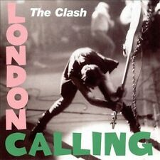 The Clash - London Calling (CD, Oct-1999, Sony/Columbia)