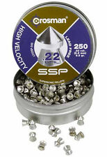 Crosman .22 SSP Pointed Lead Free Pellets - 250ct - 9.5 Grain
