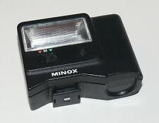 Minox Blitzlicht FC 35 Foto  Sucher   Film Kamera  Camera   Vintage   954