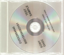 "ROLLING STONES ""4 Ed Sullivan Shows"" DVD1 Test Sample"