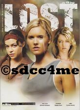 LOST The Official Magazine #6 PX VARIANT Exclusive Maggie Grace Cover 100 Pages