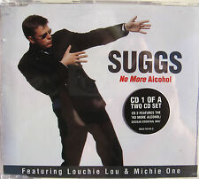 2-TONE Madness CD SUGGS No More Alcohol 3 TRACK UK RAPINO MIX Unplayed + Sticker