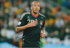 Jerome BOATENG Signed Autograph 12x8 Photo AFTAL COA GERMANY Genuine