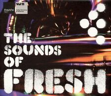 The Sounds Of Fresh Various NEW CD