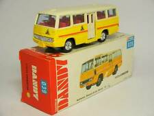 DANDY 1/58 Toyota Coaster kindergarten bus yellow 039 from Japan