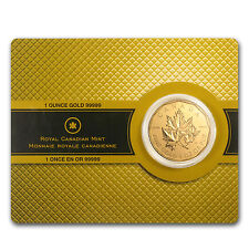 2007 1 oz Gold Canadian Maple Leaf Coin - .99999 Fine - SKU #25695
