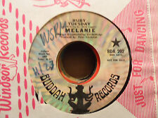 "Melanie - Merry Christmas / Ruby Tuesday  7"" 45 Record"