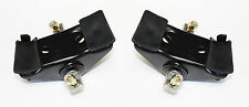 New! 1964-1973 Ford Mustang Spring Seat Saddles Coil Spring Perches Drake Brand
