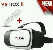 COMBO OFFER 3D VR BOX 2.0 Virtual Reality Headset plus VR Remote @ LOWEST PRICE
