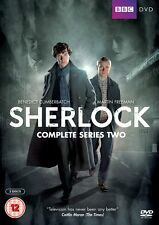 Sherlock Complete Series Two DVD FREE SHIPPING