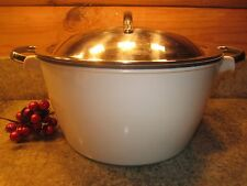 TODD ENGLISH Greenpan WHITE Hot Pot System Thermolon EUC