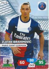 Carte Panini Foot Adrénalyn XL 2013/2014 -IBRAHIMOVIC -PSG 10 -PARIS -243