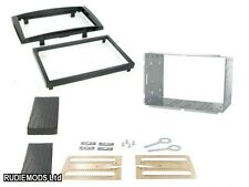 Peugeot RCZ 11 on Piano Black Double Din Car Stereo Fitting Kit Facia CT23PE04