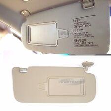OEM Interior Hand Sun Visor Shade RH Beige for HYUNDAI 2007 - 2010 Elantra HD