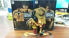 One Piece Luffy & D.ACE Anime Manga Figuren Set H:12cm Neu