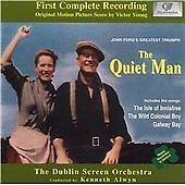 The Quiet Man Original Soundtrack CD (1st Complete Recording!-Exc!)