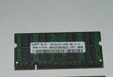 2GB DDR2 RAM DELL Vostro 320 1015 1220 1310 1320  1400 1500 320 1015 1220 Memory