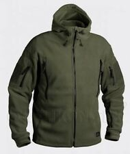 HELIKON TEX PATRIOT HEAVY FLEECE Outdoor hooded Jacket Jacket olive 2XL / XXL