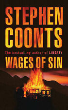 Wages of Sin By  Stephen Coonts.