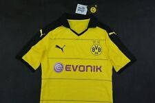 2015-2016 Puma BVB Borussia Dortmund 09 Home Player Issue Shirt SIZE M (adults)