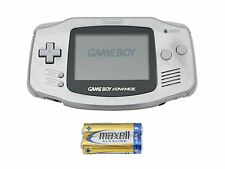 Console Nintendo Gameboy Advance Edition Limitée Platinum