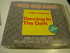 RAR  MAXI CD. MIKE MAREEN. DANCING IN THE DARK. ITALO DISCO. 2 TRACKS
