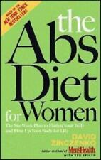 The Abs Diet for Women : The Six-Week Plan to Flatten Your Belly and Firm up You