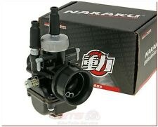 CARBURATORE Naraku BLACK EDITION 21mm-KYMCO TOP BOY, MXU, Yager spacer 50, DJ, supe