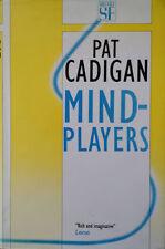 Pat Cadigan~MIND-PLAYERS~SIGNED 1ST(UK)/DJ~NICE COPY