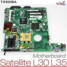 ORDINATEUR PORTABLE CARTE MÈRE TOSHIBA SATELLITE L30 L35 A000011550 BOARD 059