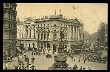 London Picadilly Circus Tuck 2175 PPC used 1907