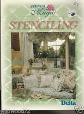 Stencil Magic Guide To Stenciling by Nancy Tribolet (1994, Paperback)