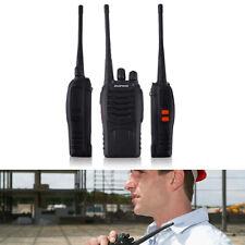 BF-888S Walkie Talkie UHF 400-470MHZ 2-Way Radio 16CH 5W Long Range US Plug JG