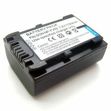 Battery For SONY HDR-XR150 HDR-XR150E HDR-XR155 HDR-XR155E HDR-XR160 HDR-XR160E