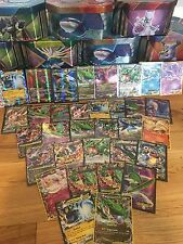 100x pokemon carte job lot bundle avec tin! multiples holo rare et garanti ex!