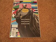 Batman Incorporated 1 bagged and boarded NM